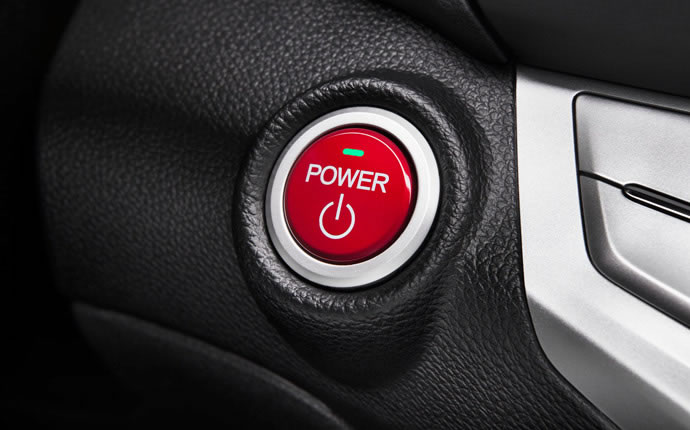 2015 Honda Accord Hybrid Push Button Start