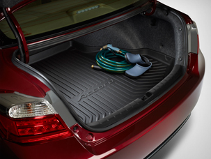 2015 Honda Accord Hybrid Trunk Tray