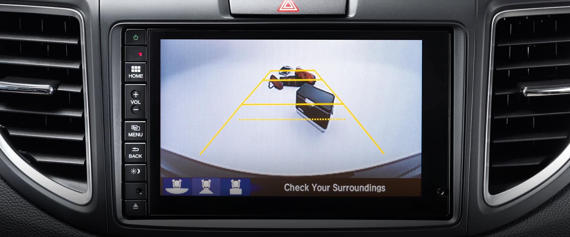 High Quality 2016 Honda Cr V Multi Angle Rearview Camera
