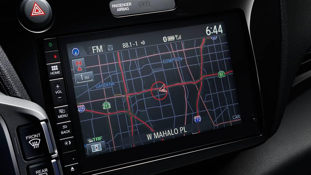 2016 Honda CR-Z 7-Inch Navigation