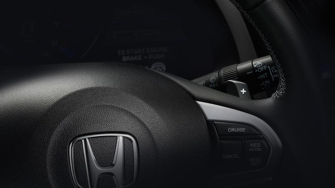2016 Honda CR-Z Paddle Shifters