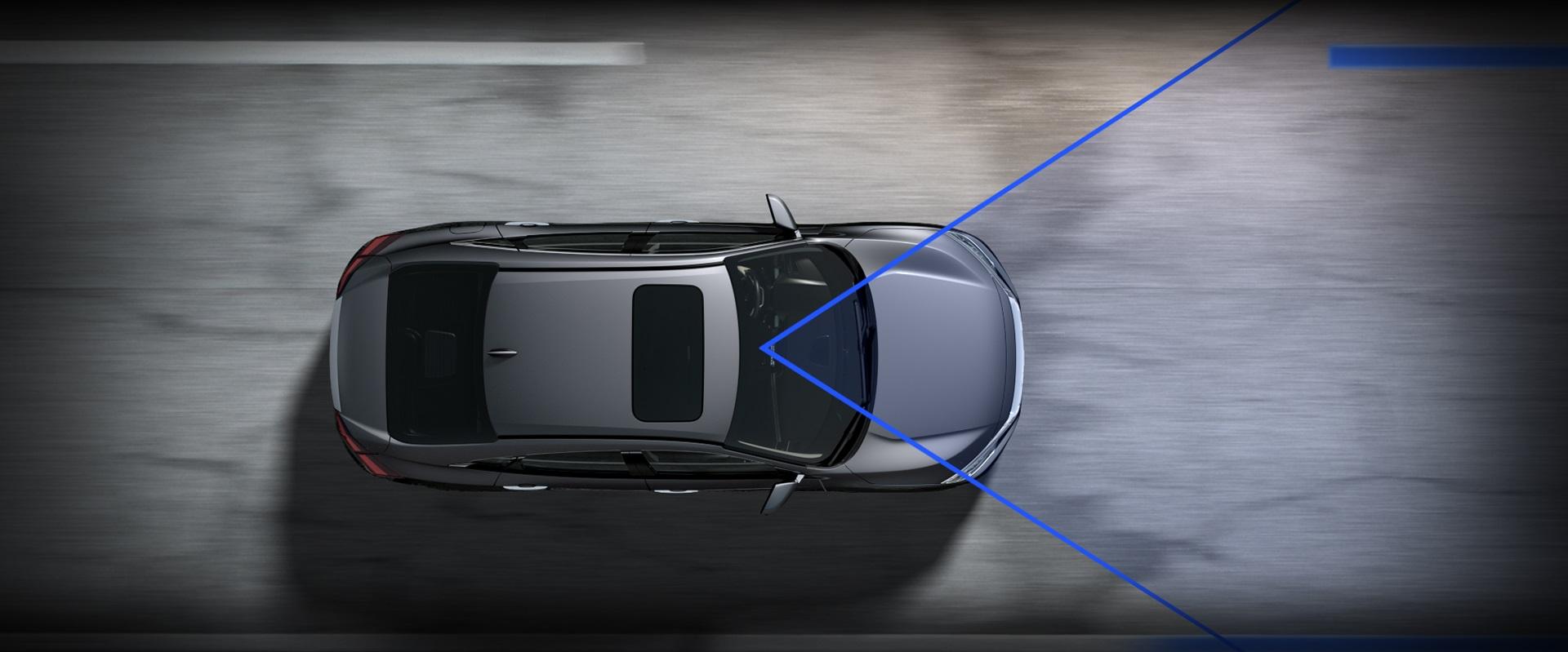 2016 Honda Civic Lane Keeping Assist System