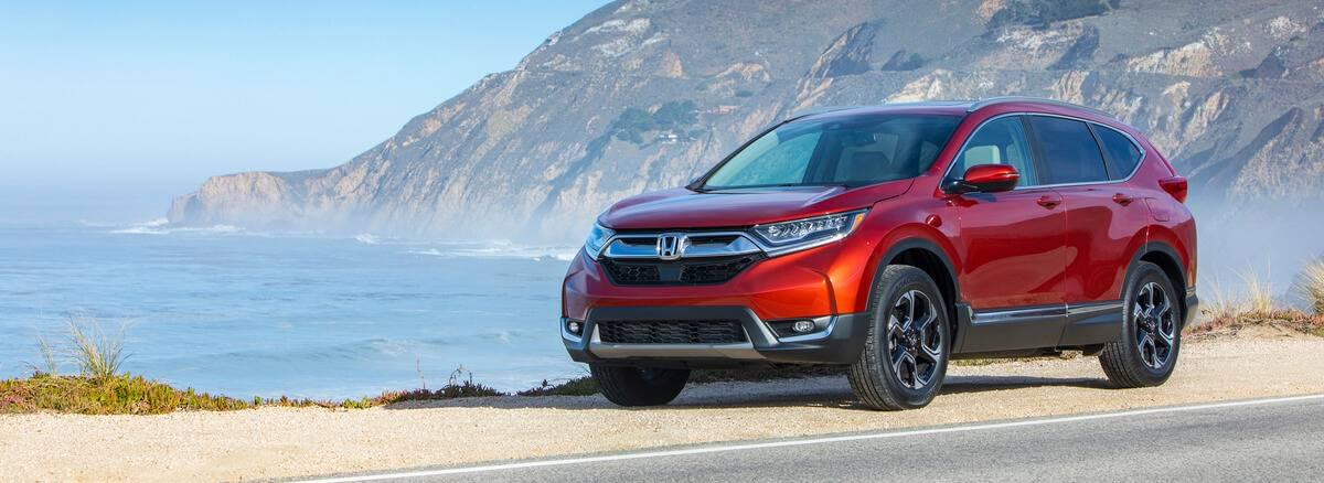 learn more about the 2017 honda cr v suv s performance