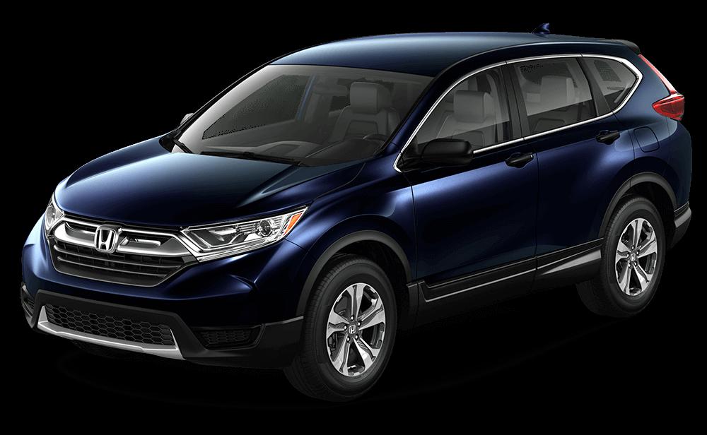 The 2017 Honda CR-V SUV vs. the 2017 Jeep Cherokee SUV