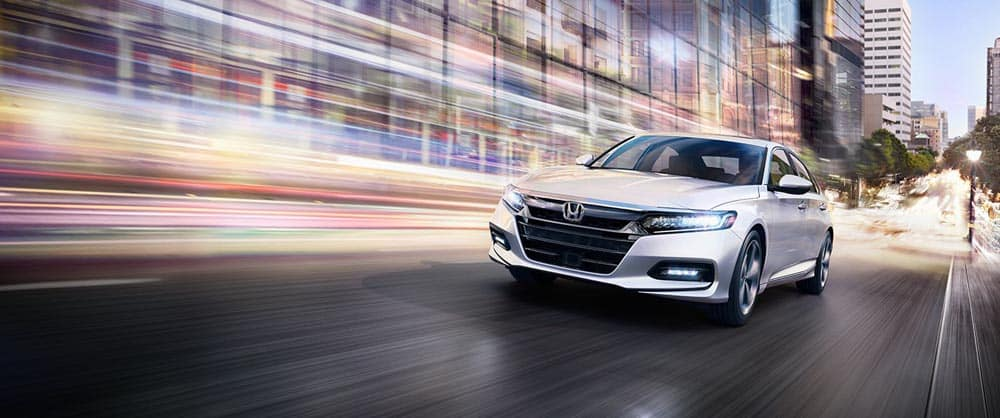 2018 Honda Accord ext touring in silver