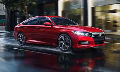 2018 Honda Accord Sedan driving performance
