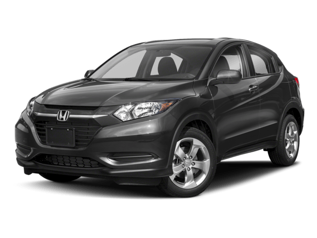 2018 Honda HR-V vs. CR-V