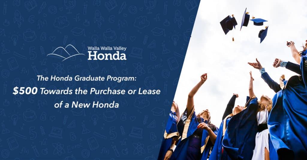 The Honda College Grad Program