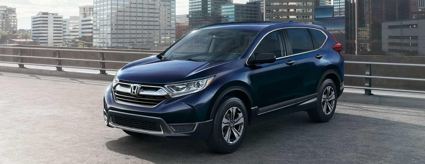 2018 Honda CR-V Configurations header