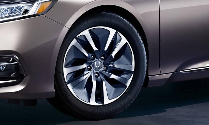 2019 Honda Accord Hybrid front tire