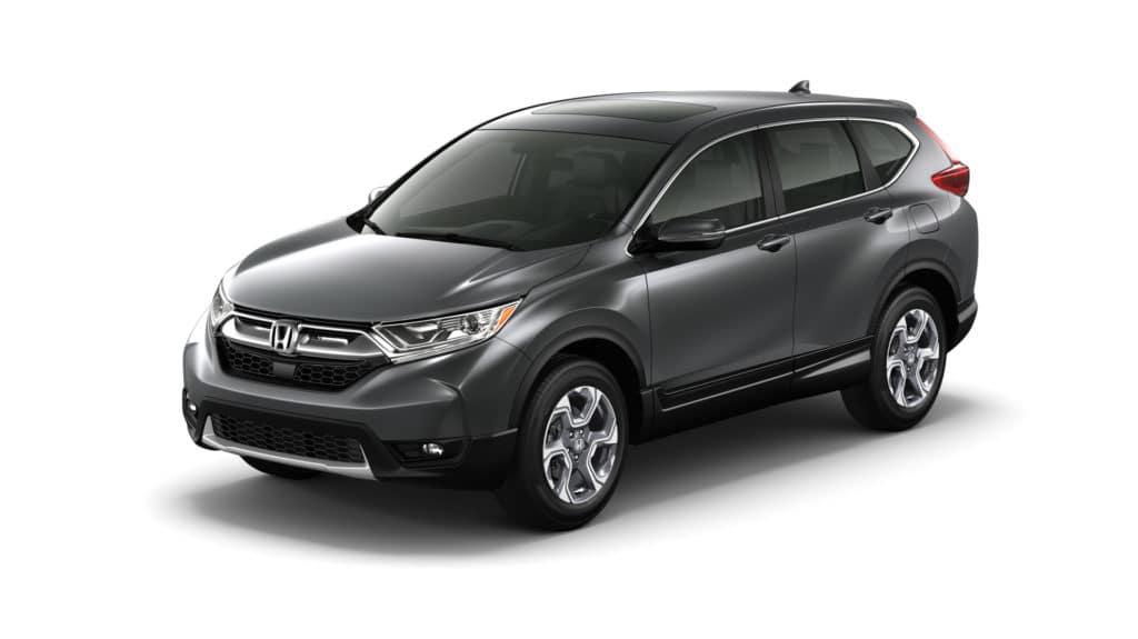 Lease a 2019 Honda CR-V EX AWD CVT