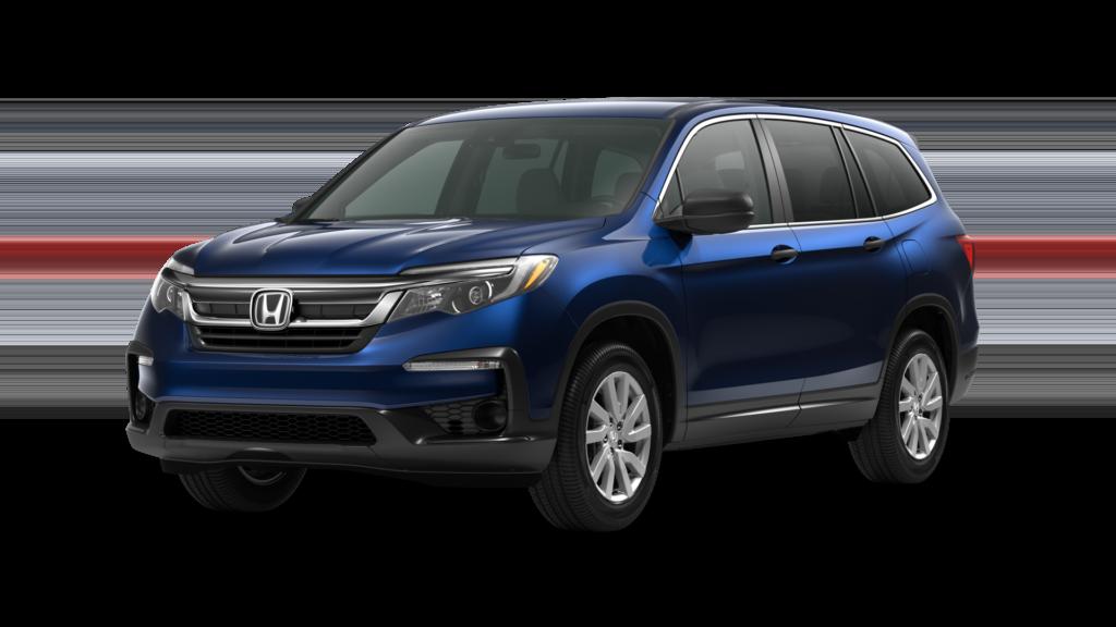 2019 Honda Pilot LX AWD CVT