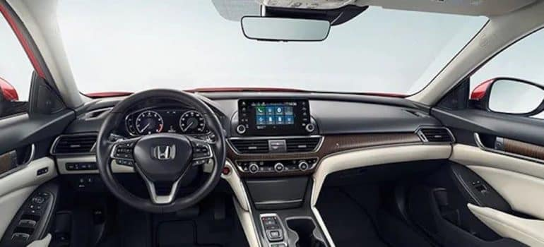 Accord Interior
