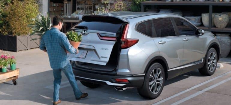 2021 Honda CR-V Dimensions