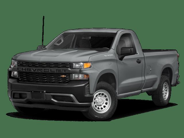 2021 Chevrolet Silverado Truck near Greencastle, Indiana