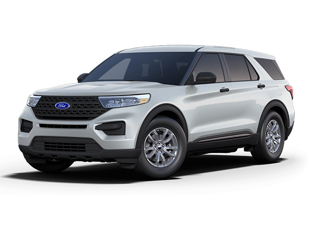 2021 Ford Explorer near Greencastle, IN