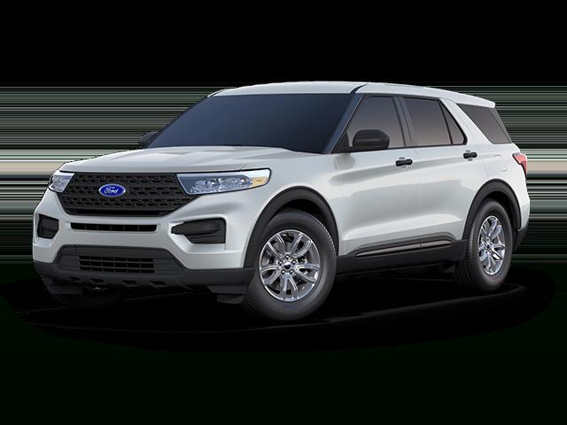 2021 Ford Explorer near Greencastle Indiana