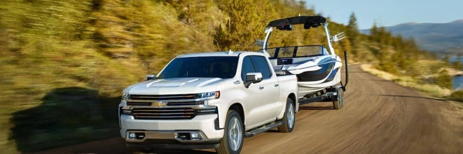 Used Chevrolet Vehicles