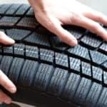 new tires installation